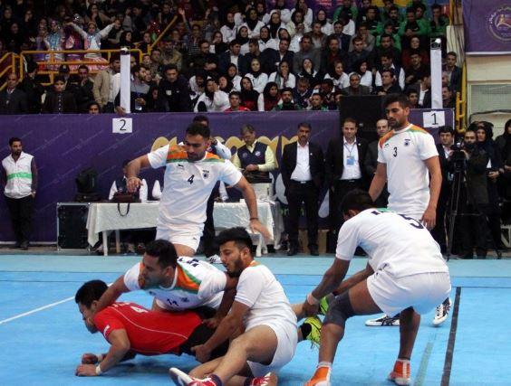 ایران تستضیف بطولة شباب العالم لرياضة الكبادي 2019