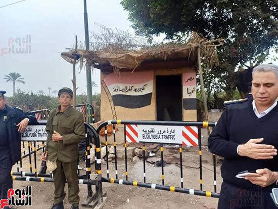 هجوم على مركز للشرطة في مصر وأنباء عن قتلى