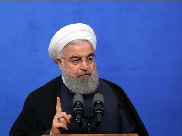 الرئيس روحاني: سيتم رفع الحظر عن الأسلحة الإيرانية العام المقبل