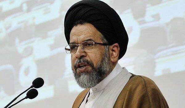وزير الامن الايراني: تاثيرات الحظر الامریكي انخفضت في ظل التدابير المتخذة
