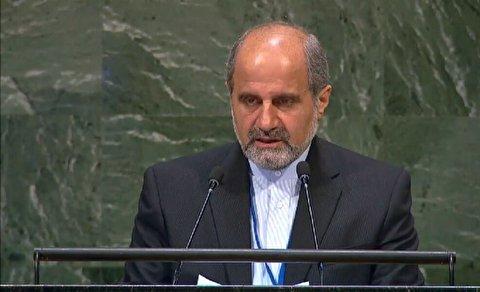 ايران لن تحمل على عاتقها لوحدها عبء الحفاظ على الاتفاق النووي