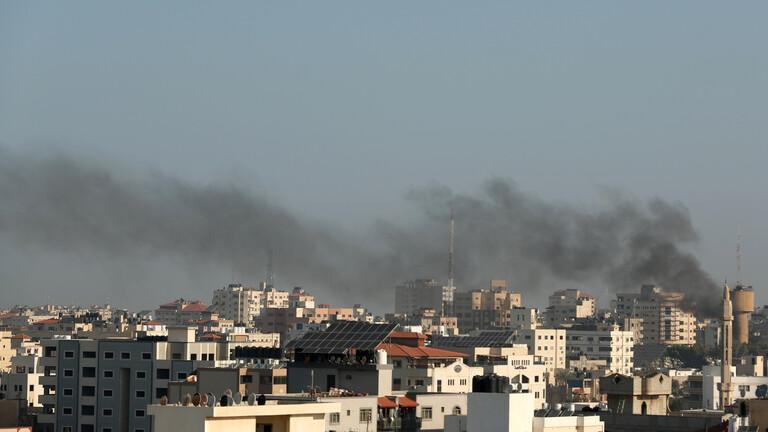 وسائل إعلام فلسطينية: غارة إسرائيلية على بيت حانون شمالي غزة