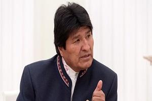 الحكومة المكسيكية لا تخطط لكشف مكان الرئيس البوليفي