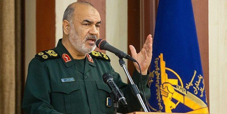 قائد الحرس الثوري: حاملات الطائرات المعادية ليست آمنة في اي نقطة