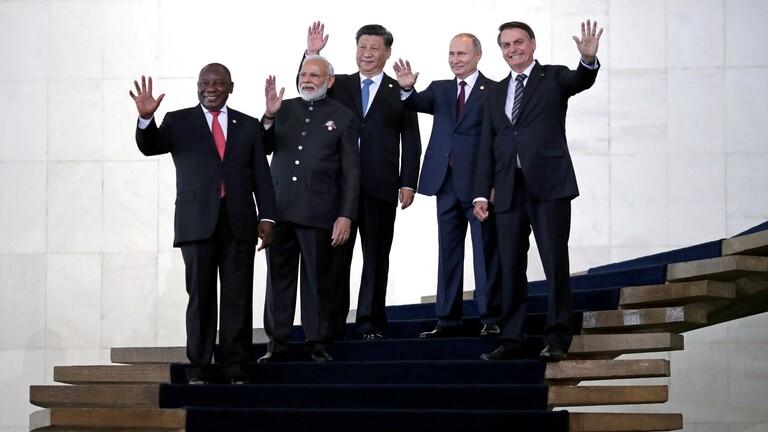 بوتين: تجارة روسيا مع دول