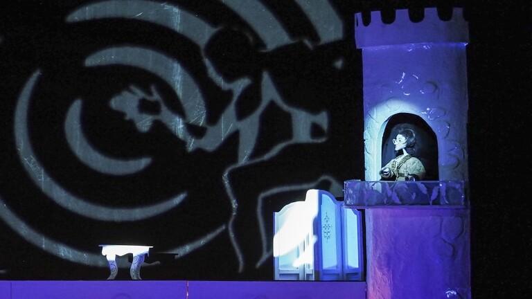 موسكو تحتضن للمرة الثانية مهرجان مسارح الظل الدولي