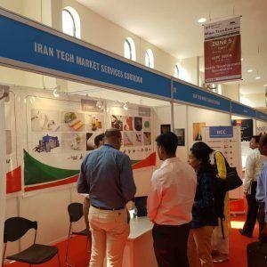 إيران تشارك في معرض الهند التجاري العالمي الثالث