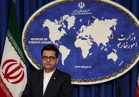 الخارجية الإيرانية تردّ على بومبيو وتستهجن تصريحاته