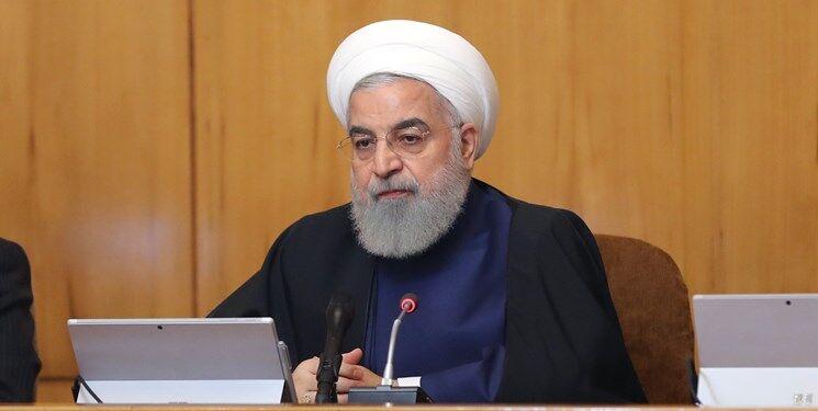 روحاني: الاحتجاج حق للشعب لكننا لن نسمح لمثيري الشغب بزعزعة الامن
