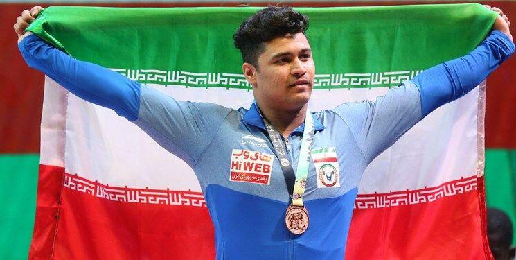 ميدالية فضية لايران في بطولة دولية برفع الاثقال في تركيا