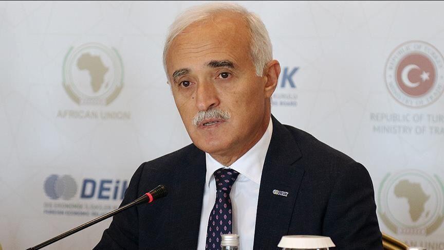 تركيا تحرص على زيادة التبادل التجاري مع إيران