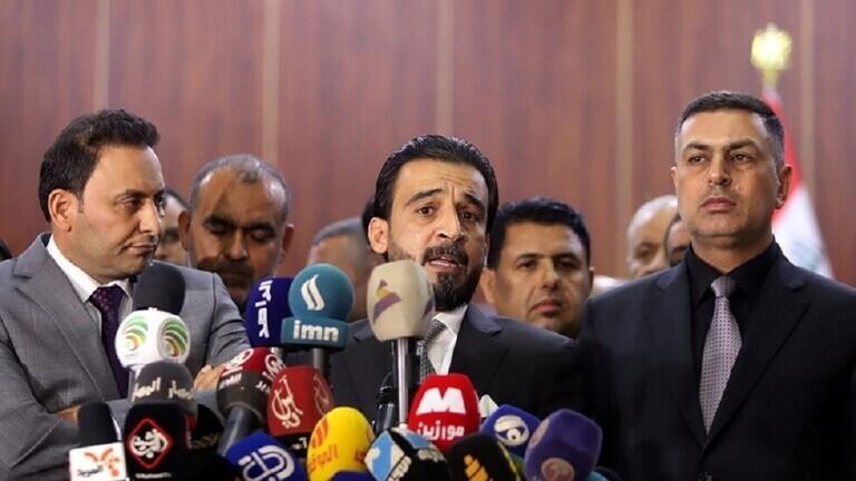 رئيس مجلس النواب العراقي يؤكد على إجراء إصلاحات دستورية دون ضغط من الخارج