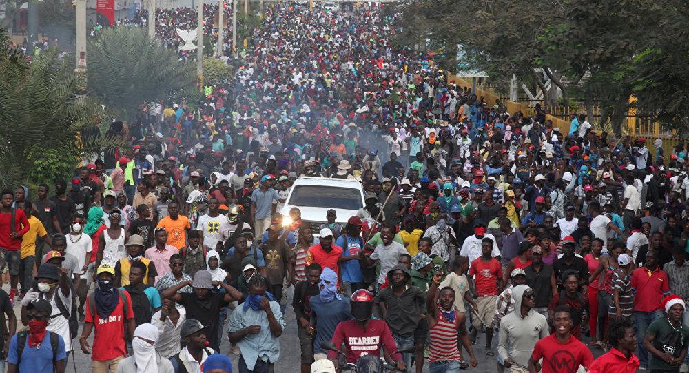 الأمم المتحدة: 42 قتيلا على الأقل خلال الاحتجاجات في هايتي