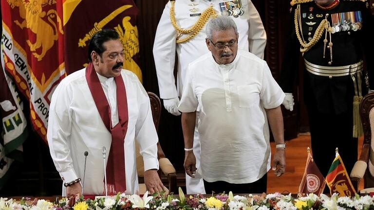 في سابقة هي الأولى بتاريخ سريلانكا.. شقيقان يتوليان رئاسة البلاد ومجلس الوزراء