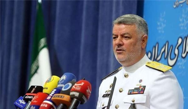 ايران تزود سفنها الحربية بقاذفات اطلاق عمودي للصواريخ