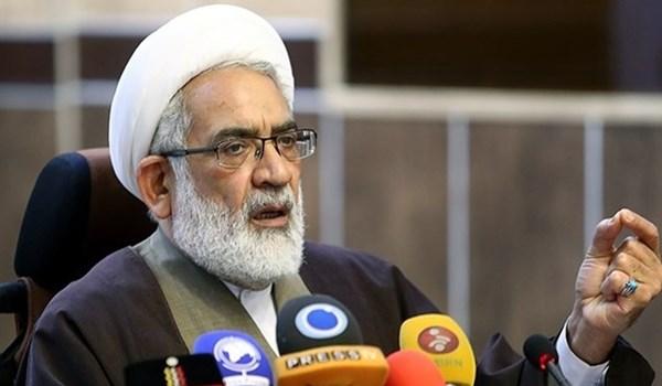 ايران: انتهاء التحقيقات مع المعتقلين في أحداث الشغب لغاية 48 ساعة