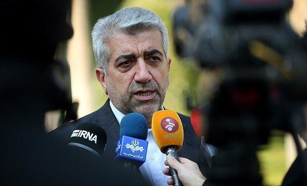 وزير الطاقة الإيراني: متابعة اتصال شبكة الكهرباء الإيرانية مع دول أخرى في المنطقة