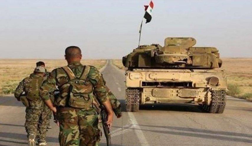 الجيش السوري ينتشر شمالا وينشر طوقا حول تل تمر
