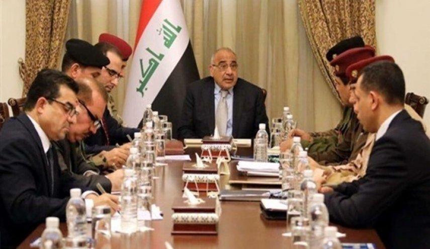 لقاء هام بين عادل عبد المهدي والقادة الامنيين