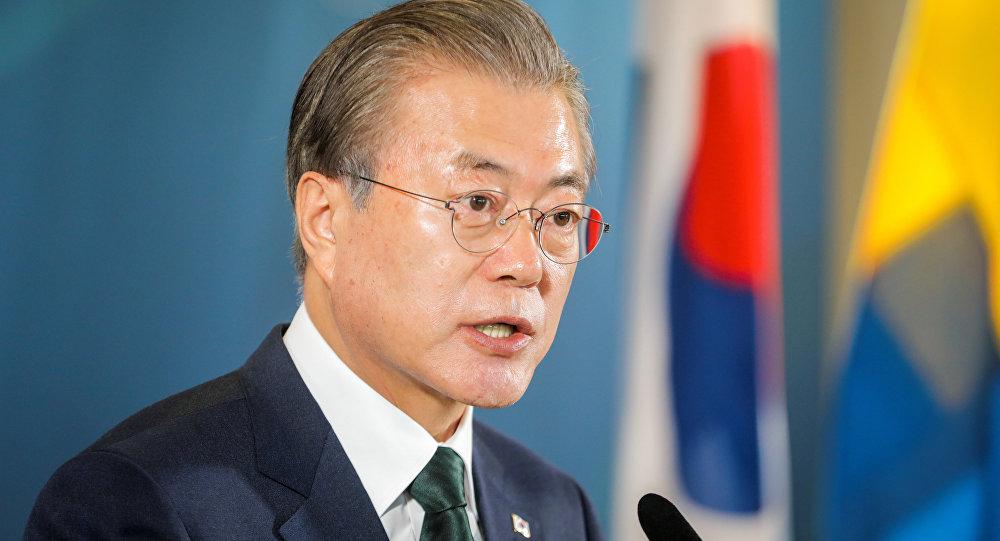 اليابان وكوريا الجنوبية تؤيدان الحوار لحل سياسي وتجاري