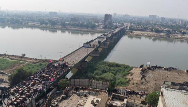 المتحدث العسكري باسم عبد المهدي لـRT: جسر الجمهورية معرض للانهيار
