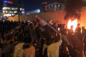 الخارجية العراقية عن أحداث القنصلية الإيرانية في كربلاء لـRT: البعثات الدبلوماسية خط أحمر