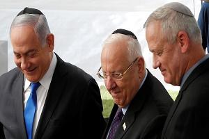 غانتس يتهم نتنياهو بجر إسرائيل إلى انتخابات ثالثة
