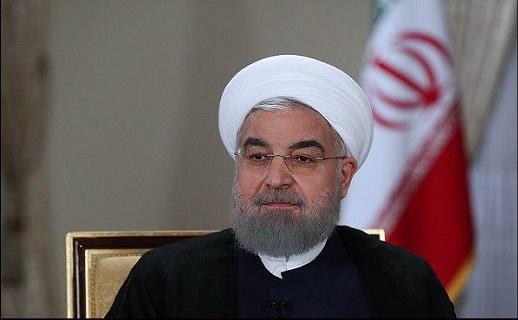 الرئيس روحاني يوعز بتعبئة جميع الامكانيات والاغاثة المؤثرة لمنكوبي الزلزال