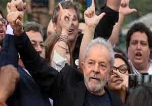 البرازيل.. إطلاق سراح الرئيس الأسبق لولا دا سيلفا