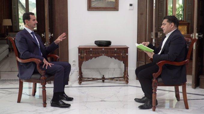 الأسد: أوروبا تخشى إردوغان وتحتاجه في آن