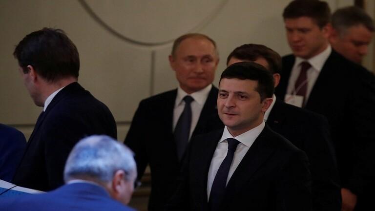 زيلينسكي عن بوتين: لديه