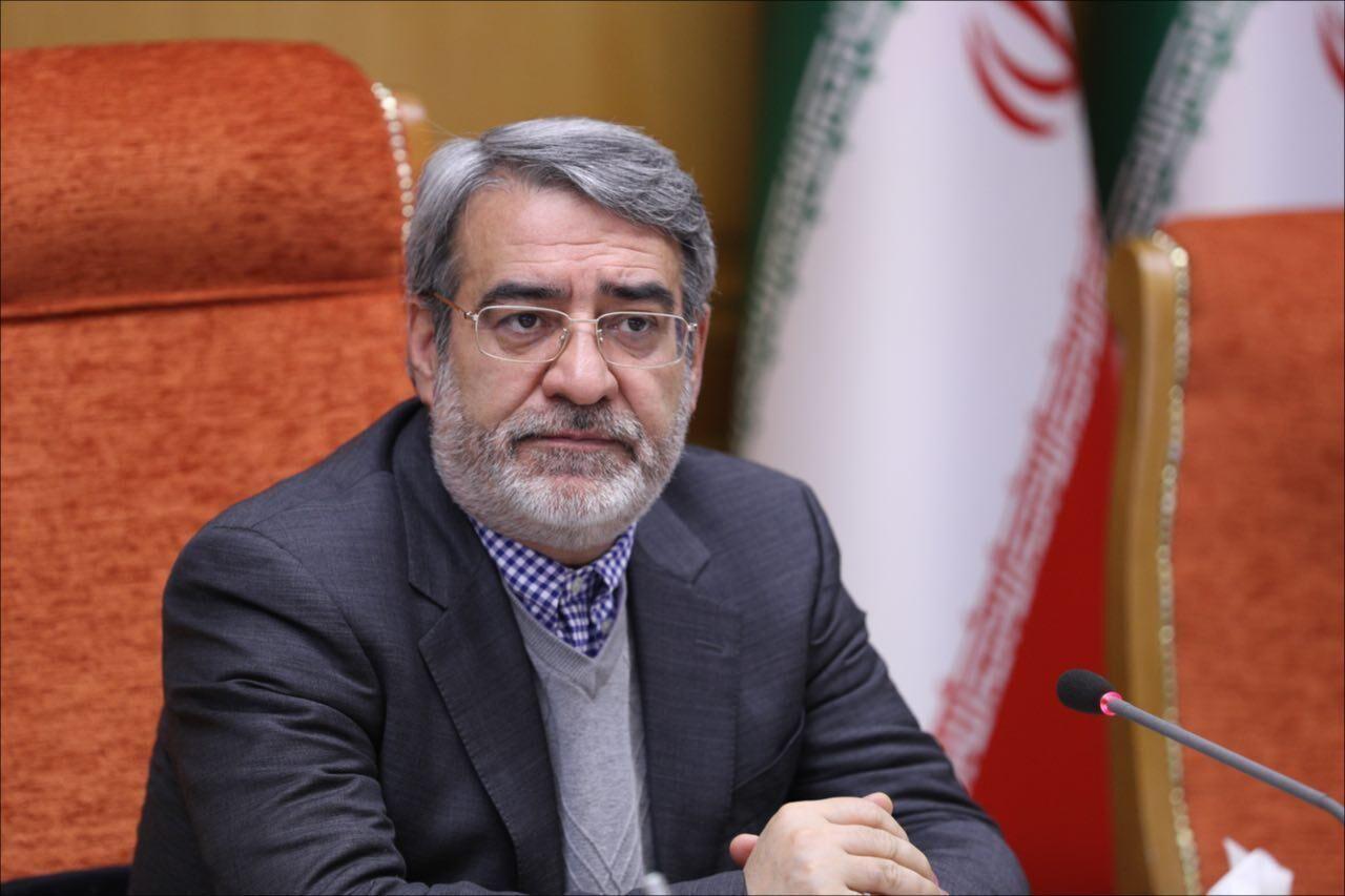 وزير الداخلية الايراني: اللجان التنفيذية للانتخابات البرلمانية تبدا عملها قريبا
