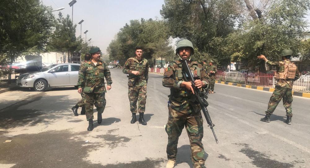انفجار سيارة مفخخة قرب قاعدة بغرام الأمريكية في كابل