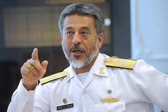 الادميرال سياري:إيران وصلت إلى مراتب عالية من قوة الردع في المجال البحري