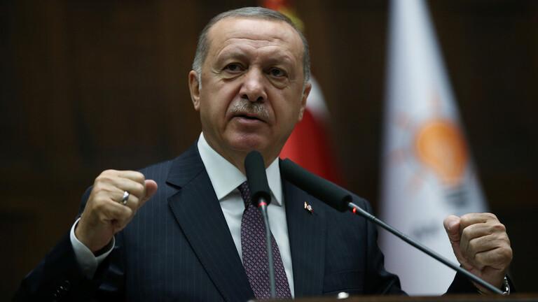 أردوغان: نوبل منحت جائزتها لشخص يقطُر قلمه دما وكراهية