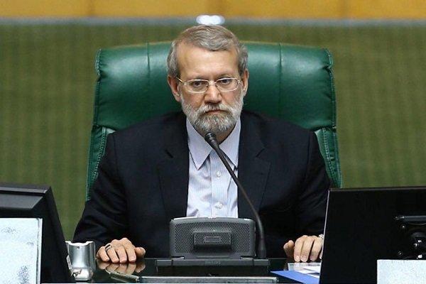 لاريجاني: ايران تتطلع لتعزيز التعاون متعدد الجوانب بين برلمانات اسيا