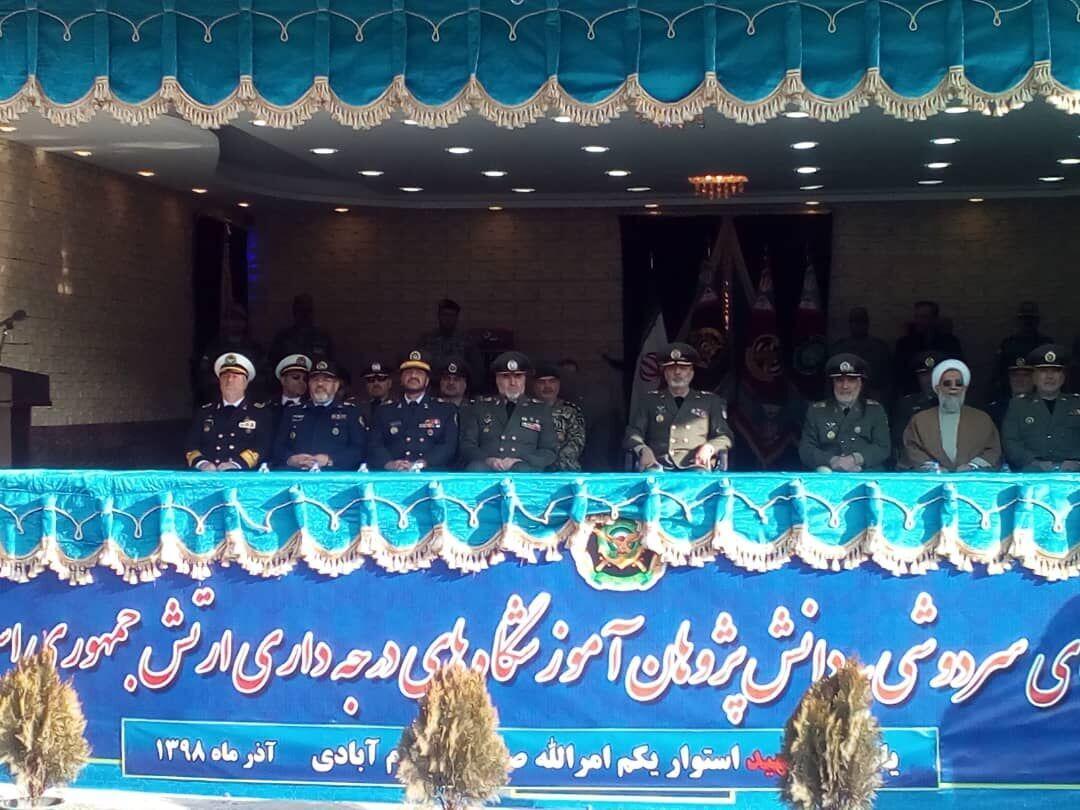 القائد العام للجيش: العدو بات يستهدف أمل الشعوب