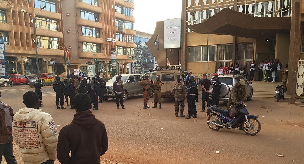 10 قتلى في هجوم مسلح على كنيسة ببوركينا فاسو