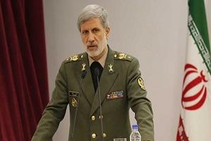 حاتمي: شعبا العراق وسوريا هم من الحق الهزيمة بداعش بدعم من إيران وروسيا