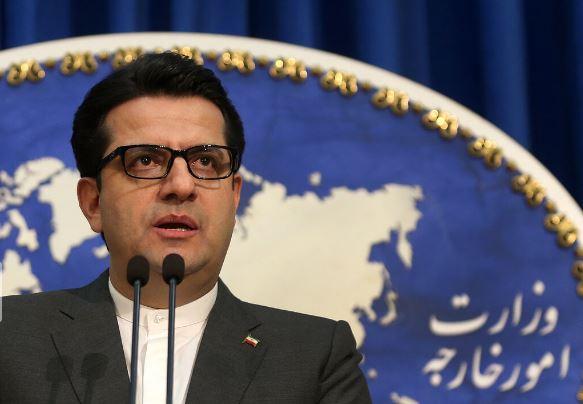 متحدث الخارجية الايرانية: نامل بتطوير العلاقات مع اوروبا