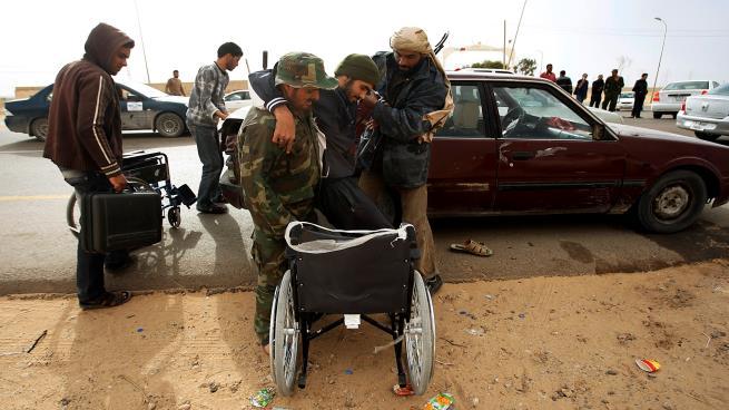 120 ألف إعاقة حرب في ليبيا
