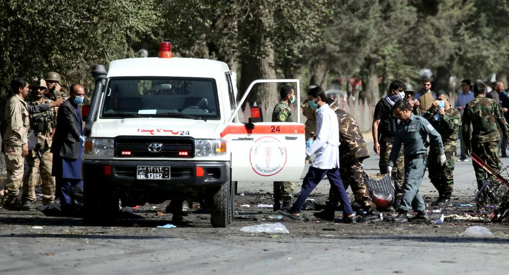 أفغانستان...مقتل 6 أشخاص في هجوم على سيارة تابعة لمنظمة يابانية
