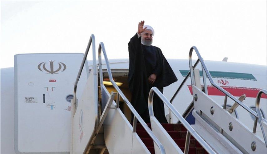 الرئيس الايراني يعتزم زيارة ماليزيا واليابان