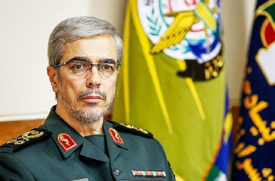 اللواء باقري: إيران حققت الاكتفاء الذاتي في مجال الدفاع عن سيادتها وأراضيها