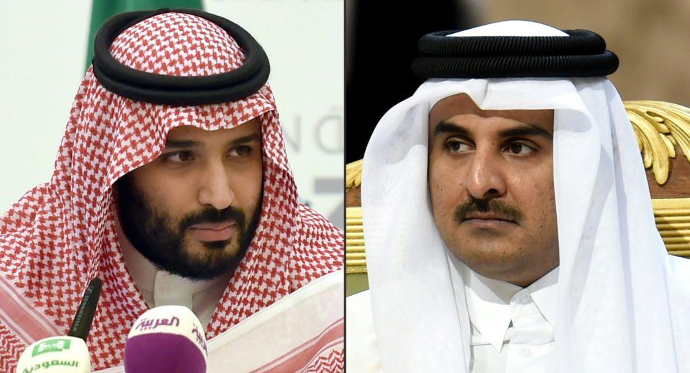 صحيفة تكشف مفاجأة في مباحثات السعودية وقطر وحضور الشيخ تميم لـ
