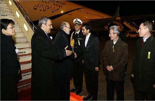 إيران واليابان توليان أهمية لتوسيع التعاون البرلماني والتجاري