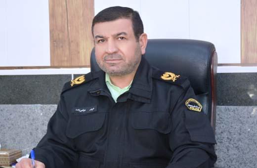 القبض على العناصر المتورطة في اغتيال قوي الأمن الداخلي في ماهشهر
