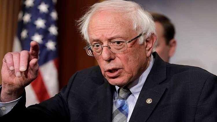 ساندرز ينخرط مجددا في السباق الرئاسي الأمريكي