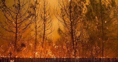 أكثر من 700 شخص يشاركون فى إخماد حرائق بشمال إسبانيا