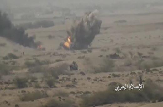 استشهاد يمني بقصف الحديدة